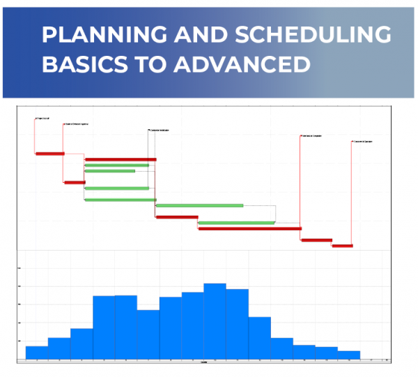 Training for Planning and Scheduling Basics to Advanced