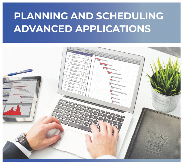 Training for Planning Scheduling Advanced Applications Class
