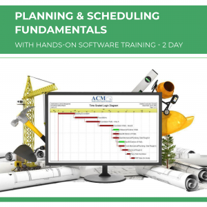 Training for Planning and Scheduling Class with Software Training Construction teams, PMI Registered Education Provider R.E.P.