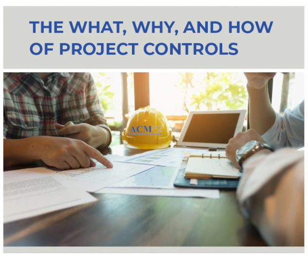 Training for What, Why, and How of Project Controls