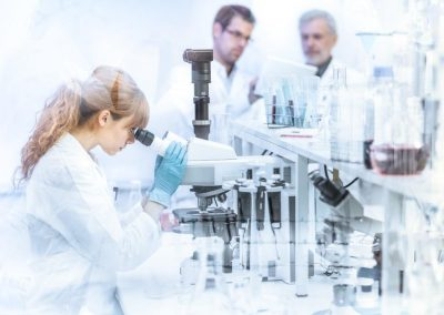 Global Research & Development – Technical Development Facility / Pharmaceutical Pilot Plant